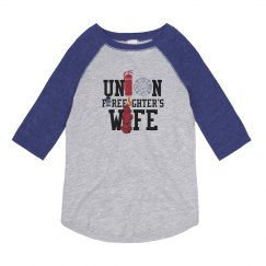 UNION Firefighter's Wife
