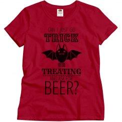 Women's Halloween t-shirts
