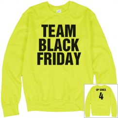 Be Seen Friday Team Girl1