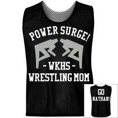 Power Surge Wrestling Mom