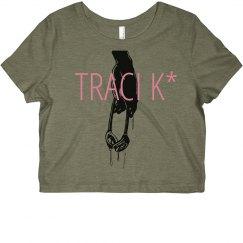 Traci K crop top