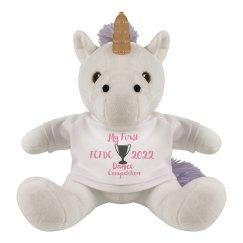 My first dance competition unicorn