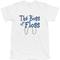 The Boss of Floss Tee