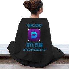 DYLYON APP~Ladies throw