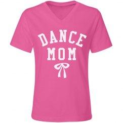 Dance Mom Bow Shirt