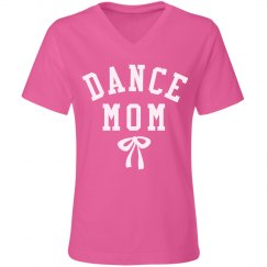 Dance Mom Bow Shirt