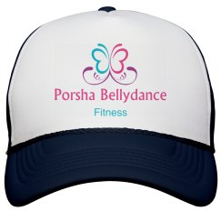 Porsha Bellydance Fitness Cap