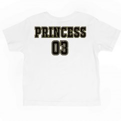 PRINCESS 03 MATCHING ROYAL FAMILY SET 4/4