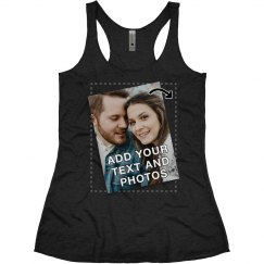 Custom Tank Top for Women