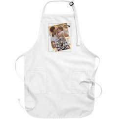 Custom Photo Upload Apron