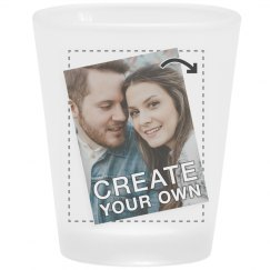 Design Your Own Photo Shot Glass