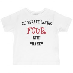 Celebrate the big four