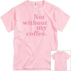 coffee tee