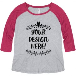 Make Custom Plus Size Tees