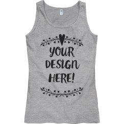Create Custom Tank Tops