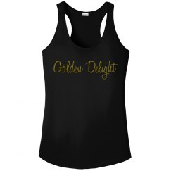 Golden Delight Tank