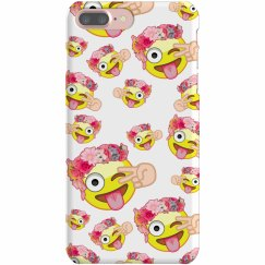 Tumblr Emoji iPhone Case