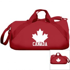 Canada Gym Bag Canada Souvenir Duffel Bags