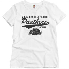 Women's VCS Football Tee