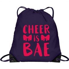 Cheer Is Bae Cute Bag