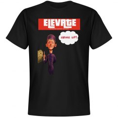 ELEVATE TEE- GOING UP?