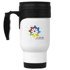 Stainless Steel Mug Logo Only