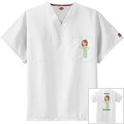 Nurses Save Lives Scrubs