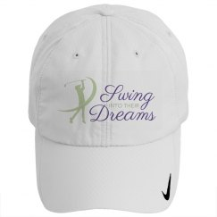 Swing Into Their Dreams Nike Cap