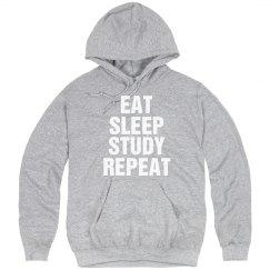 Eat sleep study repeat
