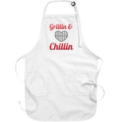 Metallic Grillin' And Chillin'
