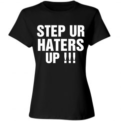Haters Up