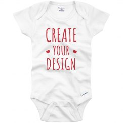 Design A Valentine Baby Outfit