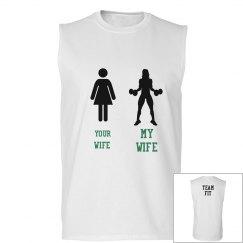 Team Fit Men's Muscle Tee