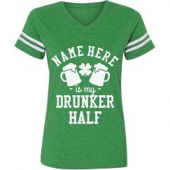 My Irish Drunker Half