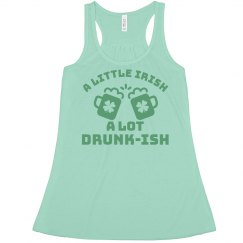 A Little Irish A Lot Drunk
