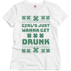 Girls Just Want To Get Drunk