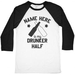 Custom Vintage Drunker Half
