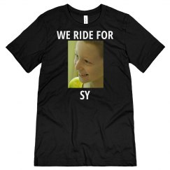 mens ride for sy