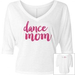 Dancer's Edge Dance Mom Tshirt