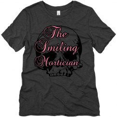 The smiling Mortician T-Shirt
