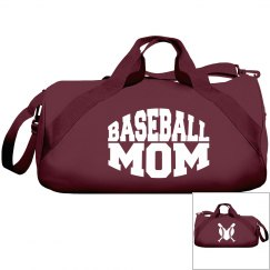Baseball Mum Duffle Bag