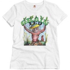 Grainfed T-Shirt - Ladies