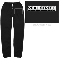 REAL STREET SWEAT PANTS