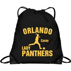 Lady Panther Soccer Bag