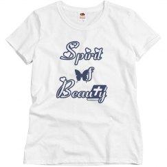 Spirit of Beauty Misses Tee