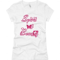 Spirit of Beauty Junior Tee