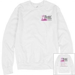 Crewneck Sweatshirt with Logo & Itinerary