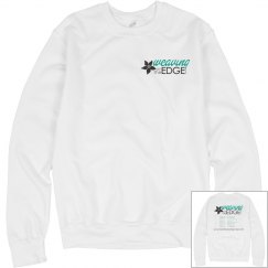 Crewneck Sweatshirt with Logo & Itinerary