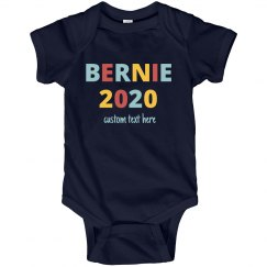 Bernie 2020 Custom Baby