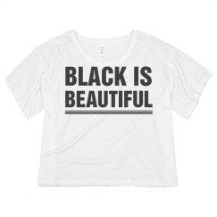 Cute Black Is Beautiful